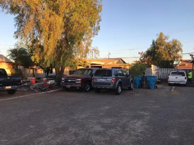 Phoenix Multi Family Home For Sale: 1809 Sherman Street