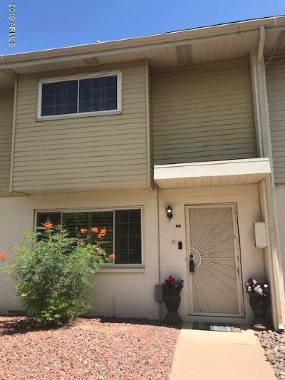 Scottsdale Condo/Townhouse For Sale: 8211 E Garfield Street #J-17