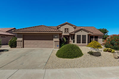 Sun City Grand Single Family Home For Sale: 17235 N Saddle Ridge Drive