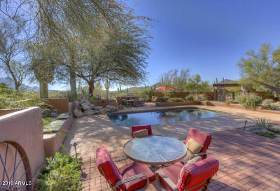 Cave Creek Single Family Home For Sale: 40472 N Spur Cross (5 Acres) Road