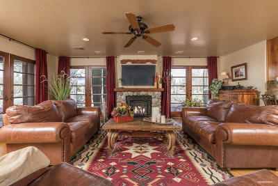 Cave Creek Single Family Home For Sale: 40472 N Spur Cross (9+ Acres) Road