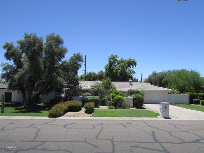 Phoenix Single Family Home For Sale: 5739 E Calle Del Paisano