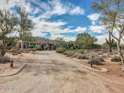 Cave Creek Single Family Home UCB (Under Contract-Backups): 6643 E Barwick Drive