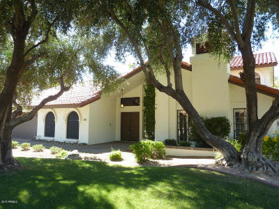 Scottsdale Single Family Home For Sale: 9644 E Caron Street N