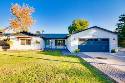 Phoenix Single Family Home For Sale: 4433 E Piccadilly Road