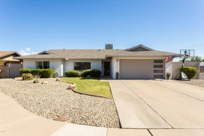 Scottsdale Single Family Home For Sale: 8601 E Clarendon Avenue