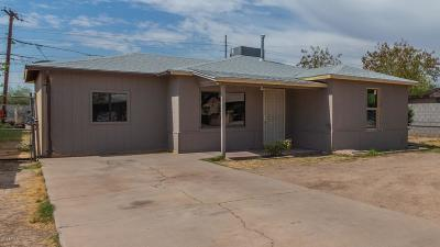 Phoenix Single Family Home For Sale: 2803 W Almeria Road