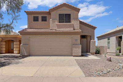Cave Creek Single Family Home For Sale: 28420 N 51st Street