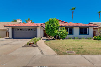 Mesa Single Family Home For Sale: 3938 E Des Moines Street