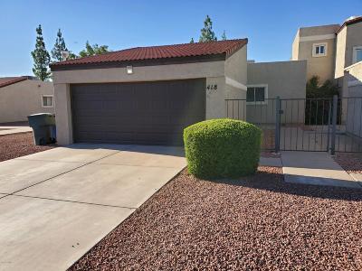 Phoenix Condo/Townhouse For Sale: 418 E Hidalgo Avenue