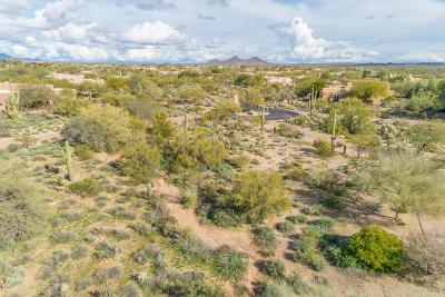 Scottsdale Residential Lots & Land For Sale: 8300 E Dixileta Drive