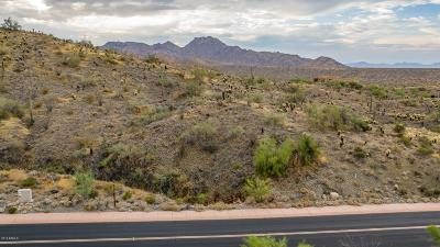 Fountain Hills Residential Lots & Land For Sale: 16722 N Mountain Parkway N
