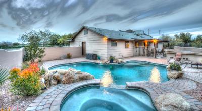 Maricopa Single Family Home For Sale: 11801 N Thunderbird Road