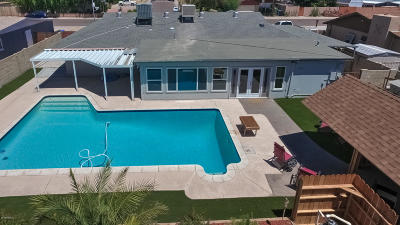 Phoenix Single Family Home For Sale: 9826 N 37th Avenue