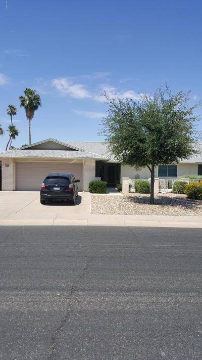 Sun City West Gemini/Twin Home For Sale: 12806 W Ashwood Drive