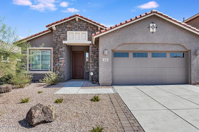 Cave Creek Single Family Home For Sale: 4116 E Roy Rogers Road