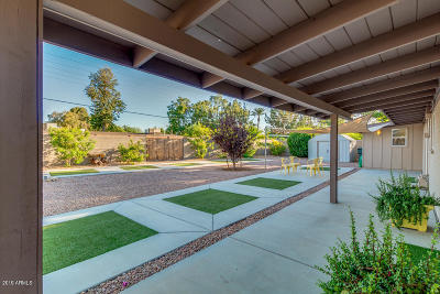 Phoenix Single Family Home For Sale: 1317 W Myrtle Avenue