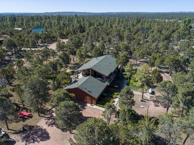 Overgaard Single Family Home For Sale: 2097 Ranger Road