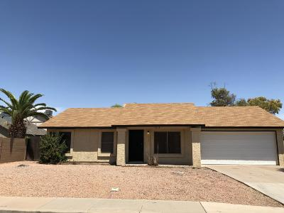 Single Family Home For Sale: 3219 N Central Drive
