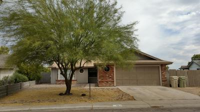 Glendale Single Family Home For Sale: 6437 W Monte Cristo Avenue