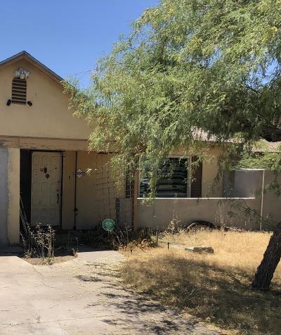 Phoenix Single Family Home For Sale: 1441 E Palm Lane