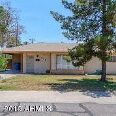 Phoenix Single Family Home For Sale: 939 E Berridge Lane