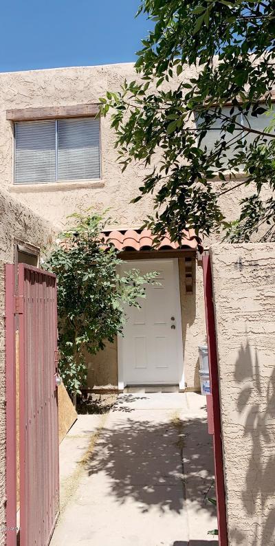 Phoenix AZ Condo/Townhouse For Sale: $84,900