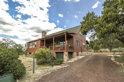 Flagstaff Single Family Home For Sale: 4145 N Loftins Road