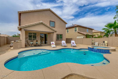 Queen Creek Single Family Home For Sale: 4537 W Alabama Lane