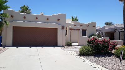 Scottsdale Single Family Home For Sale: 14607 N 63rd Place