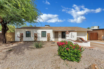 Scottsdale Single Family Home For Sale: 2602 N 70th Place