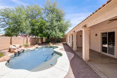 Goodyear AZ Single Family Home For Sale: $320,000