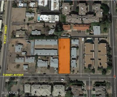 Phoenix Residential Lots & Land For Sale: 2130 E Turney Avenue
