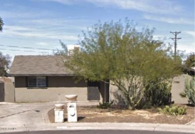 Phoenix Single Family Home For Sale: 3026 N 46th Avenue