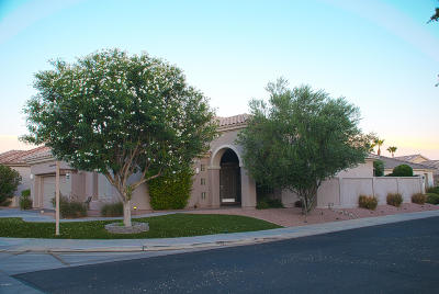 Scottsdale Single Family Home For Sale: 11863 E Del Timbre Drive
