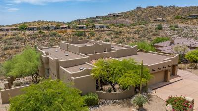 Fountain Hills Single Family Home For Sale: 15155 E Westridge Drive