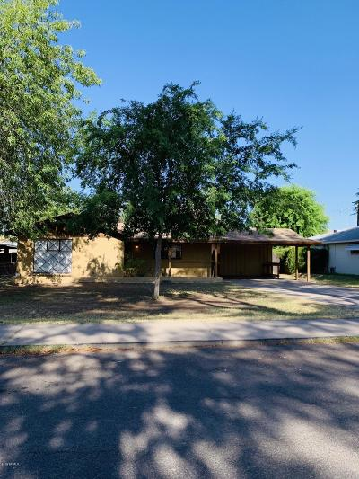 Phoenix Single Family Home For Sale: 4514 N 34th Street