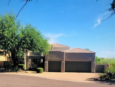 Scottsdale Single Family Home For Sale: 11157 E Gamble Lane