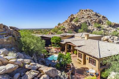 Casa Grande Single Family Home For Sale: 11640 N Cox Road
