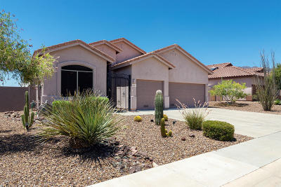 Gold Canyon Single Family Home For Sale: 8340 E Dalea Way