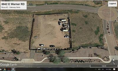 Mesa Residential Lots & Land For Sale: 6942 E Warner Road
