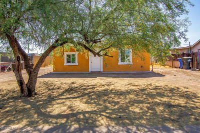 Phoenix Single Family Home For Sale: 108 N 30th Avenue