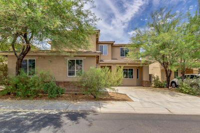 Phoenix Single Family Home For Sale: 7512 S 27th Place