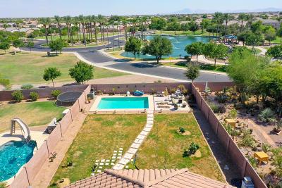 Maricopa Single Family Home For Sale: 44207 W Adobe Circle
