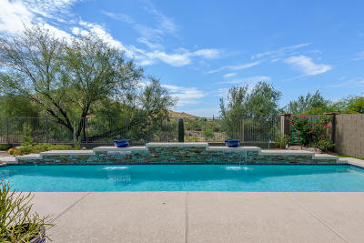 Gold Canyon Single Family Home For Sale: 8443 E Twisted Leaf Drive