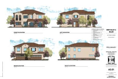 Scottsdale Residential Lots & Land For Sale: 21818 N Miller Road