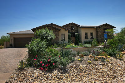 Single Family Home For Sale: 5413 E Juniper Canyon Drive