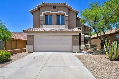 Scottsdale Single Family Home For Sale: 10510 E Star Of The Desert Drive