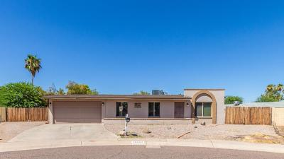 Phoenix Single Family Home For Sale: 18053 N 20th Avenue