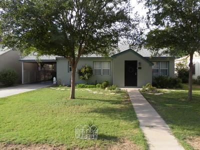 Glendale Single Family Home For Sale: 5808 W Gardenia Avenue